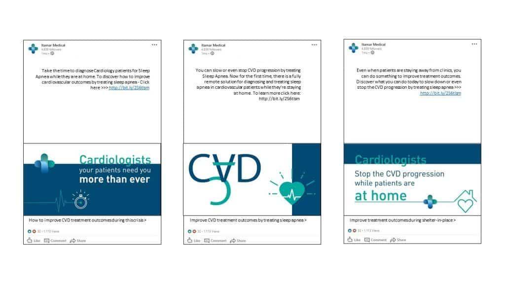 דוגמא 2 - A Healthy Marketing Strategy for Your Medical Device Company