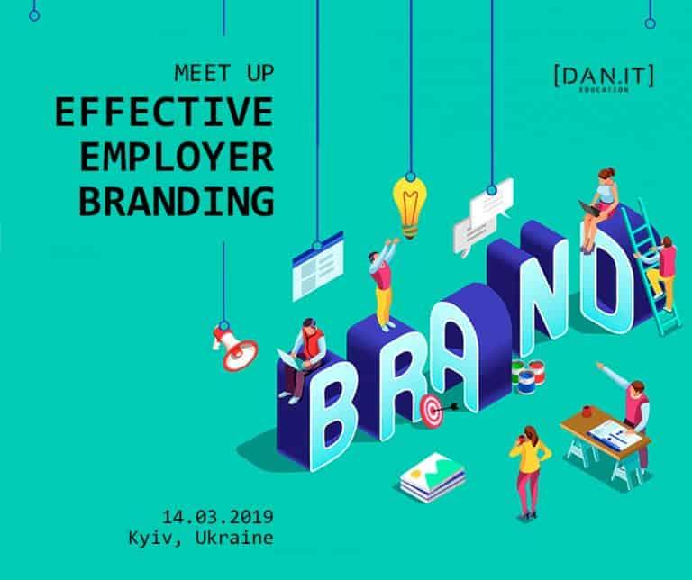 Exclusive Employer Branding meetup in Kiev!