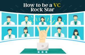 How to become a videoconference Rockstar