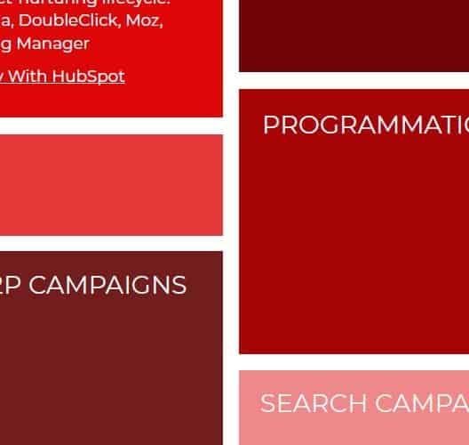 Digital Marketing - Template Like a boss