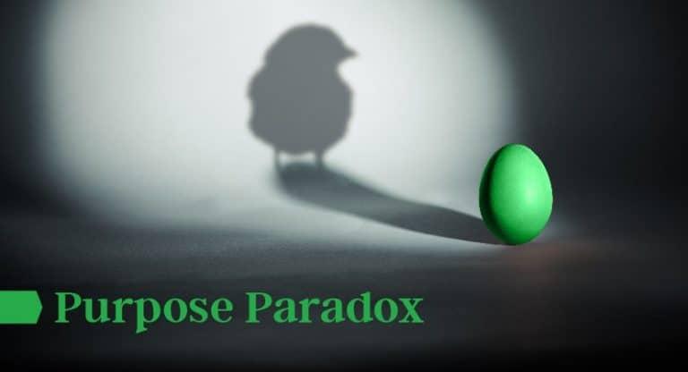 Purpose Paradox - עשה ואל תעשה: 5 עקרונות בשיווק מבוסס אחריות חברתית