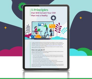 side banner for web2 - 5 Principles that Will Convert Your CSR Plan into a Reality